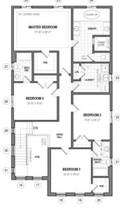 The Dawn B Floorplan 2