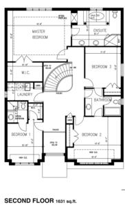The Brookside Floorplan 2