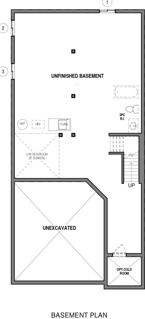 The Kahlo A Floorplan 3