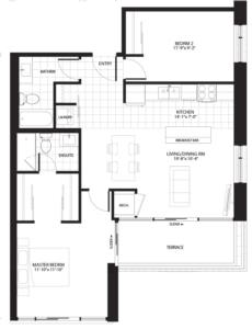 Nevada Floorplan 1