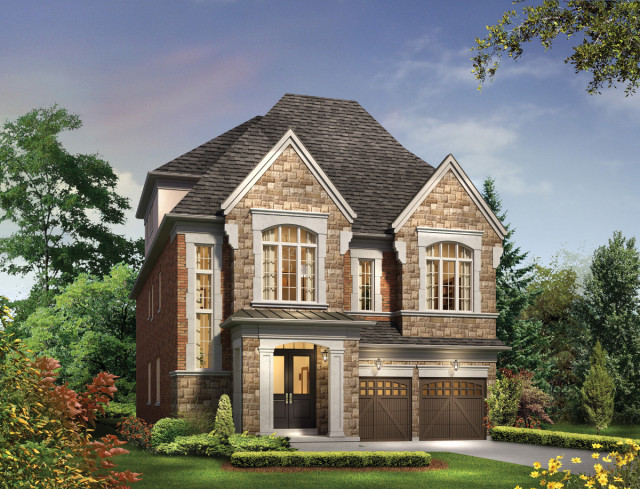 new homes markham