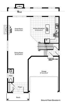 Tribeca Floorplan 3