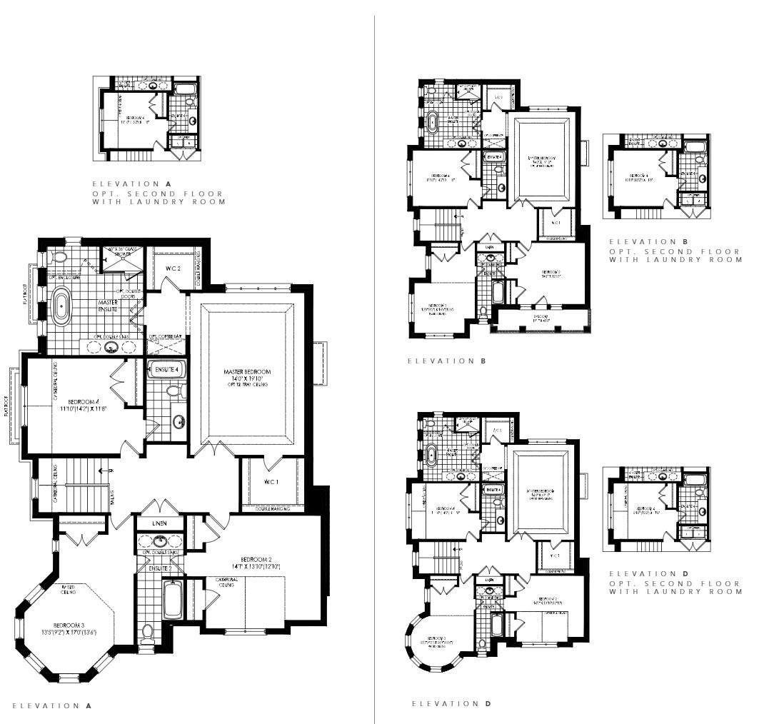 Lot 61 - Lockton A Floorplan 2