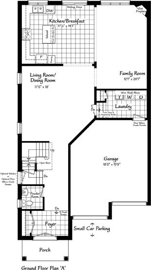 The Windermere 26 Floorplan 1