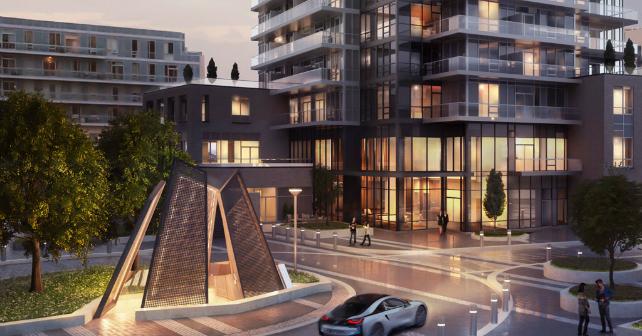 The Park Club is the sixth new condo in Emerald City in North York Image