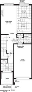 Plum Blossom Floorplan 1