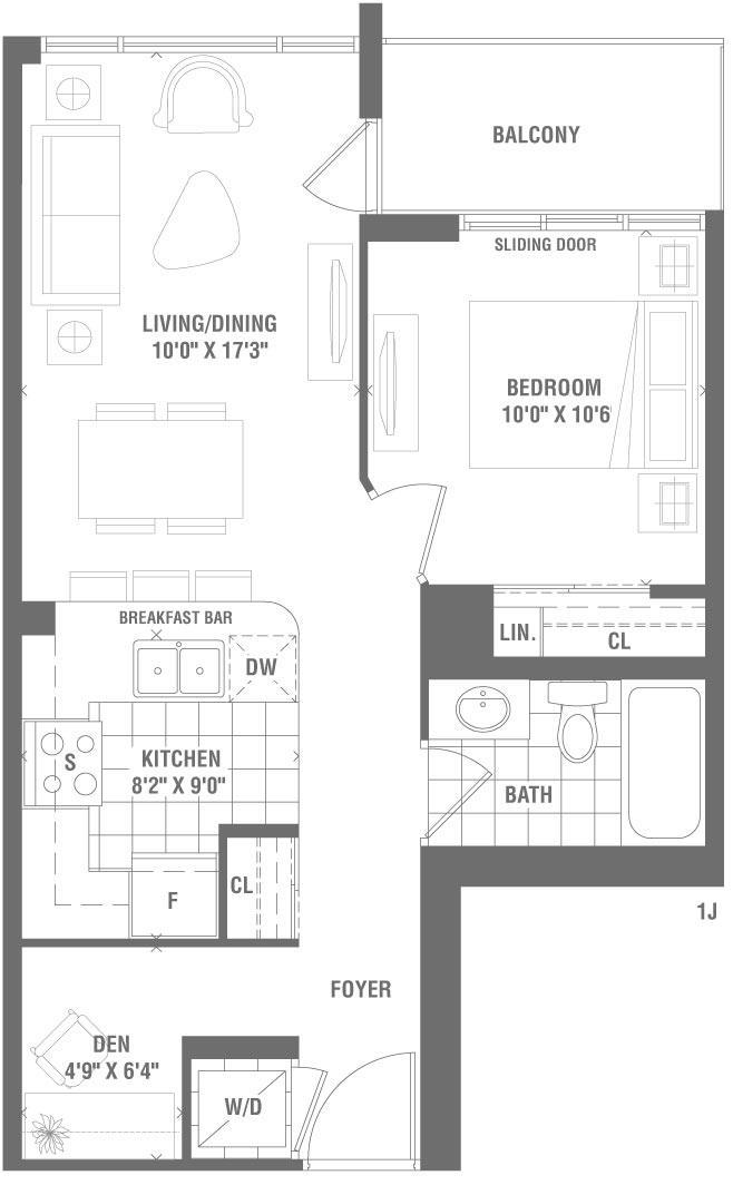 Prime Floorplan 1