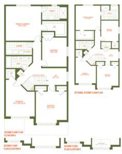 The Castlerock Floorplan 2