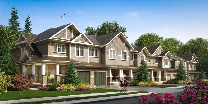 Successful Openings for 3 Townhome Communities Image