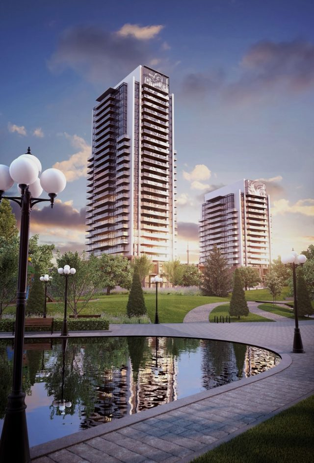 Saisons by Concord in North York
