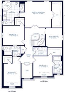 The Killarney A Floorplan 2