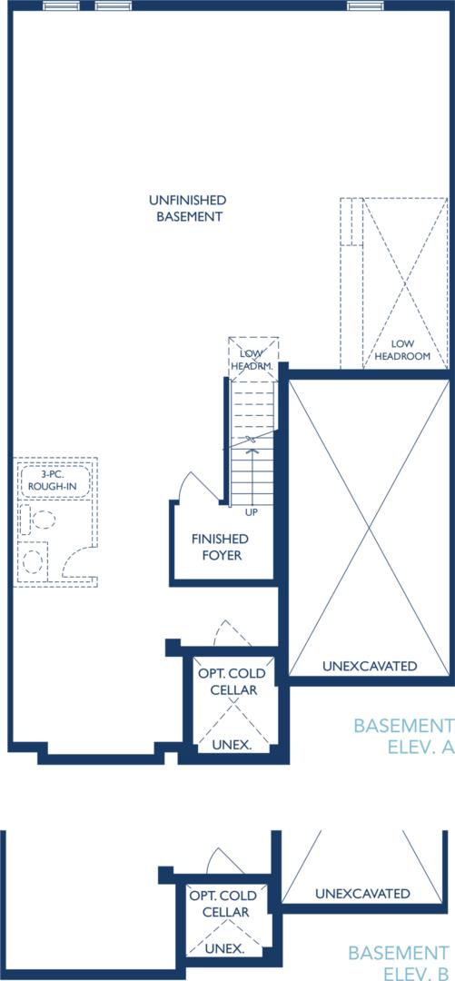 Tribute Floorplan 3