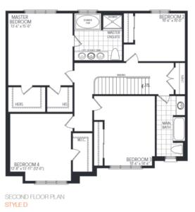 The Birmingham Floorplan 2