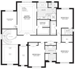The Cypress Floorplan 2