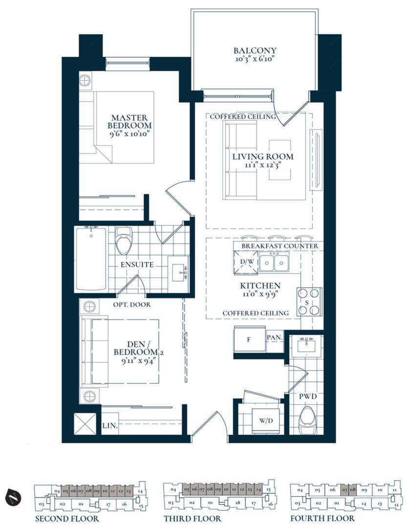Dundas Floorplan 1
