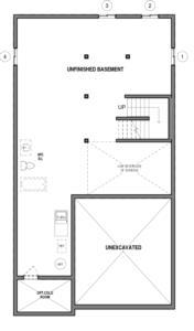 The Hail B Floorplan 3