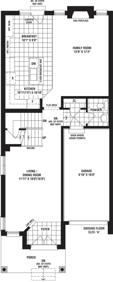Degrazie Floorplan 1