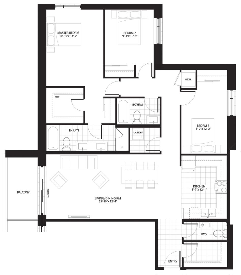 James Floorplan 1
