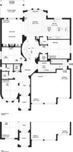 Williams Floorplan 1