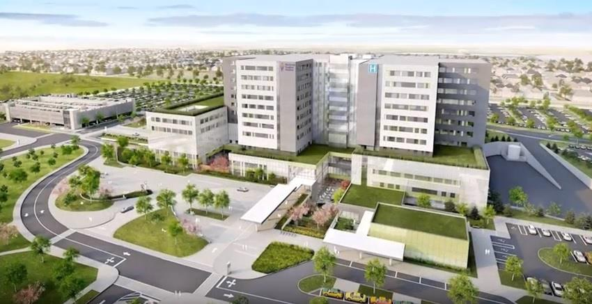 The De Gasperis and Kohn families donate $20 million in support of the new Mackenzie Vaughan Hospital Image