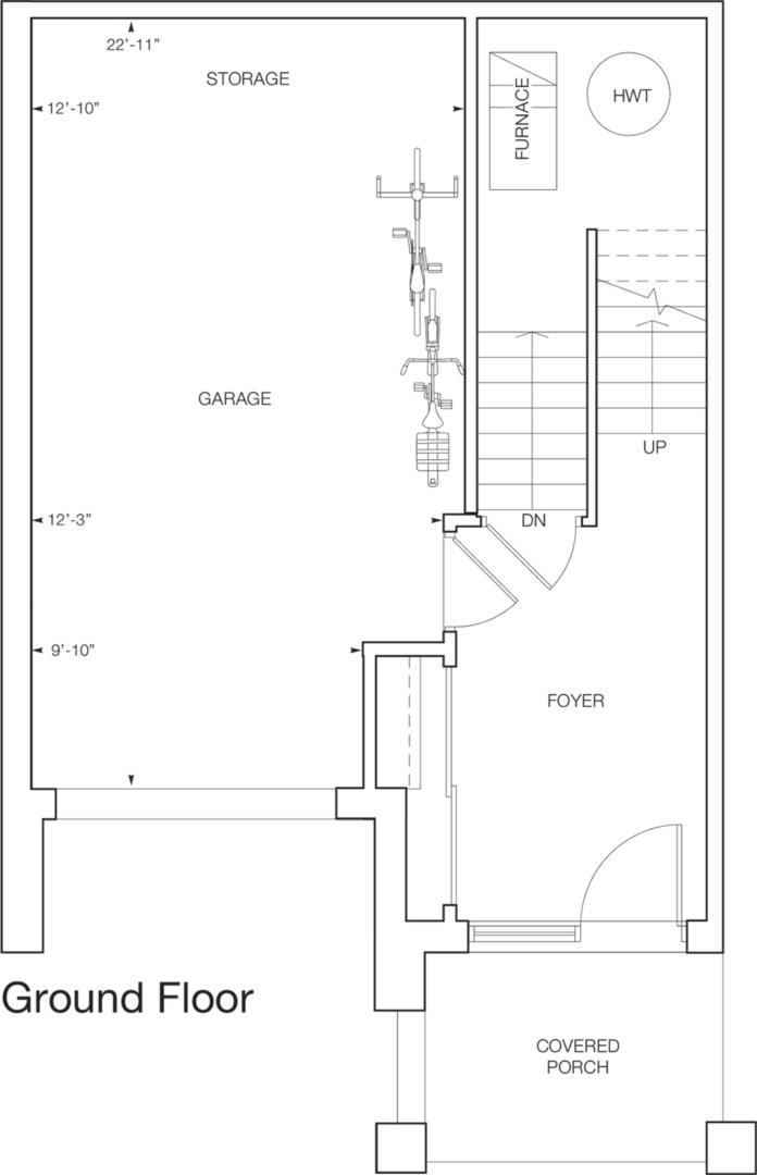 Addison Floorplan 1