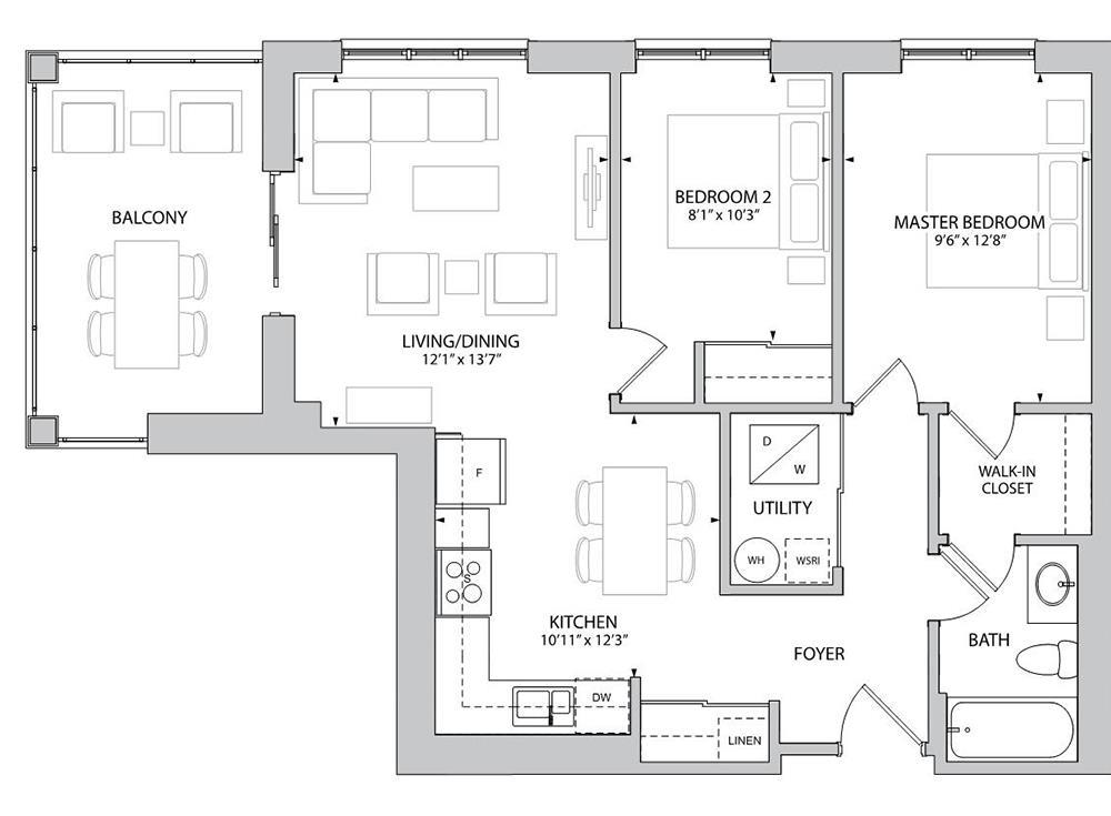 The Thornley Floorplan 1