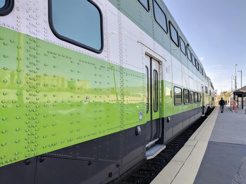 Moving out of the city? Here's where homes are most affordable along the GO Transit line Image