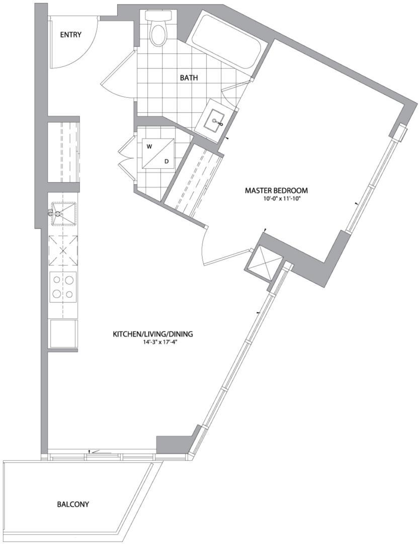 A-545 Floorplan 1