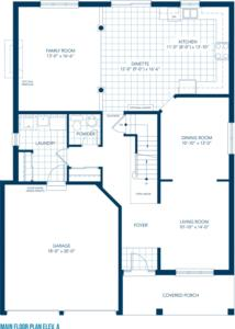 Forestbrook Floorplan 2