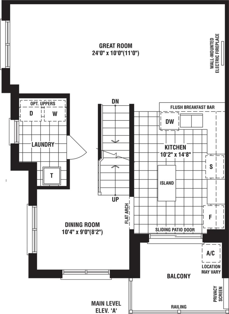 Creditview Floorplan 2