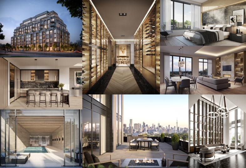 Altree Developments' New Landmark Project brings Best-in-Class Amenities: Forest Hill Private Residences Image