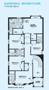 Bellflower B Floorplan 3