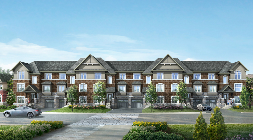 Ashley Oaks Homes opens new townhomes in Brampton! Image