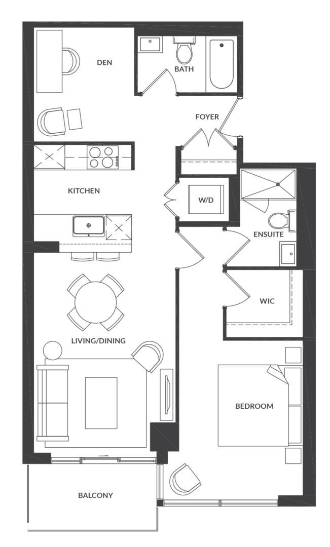 Suite 306/406 Floorplan 1