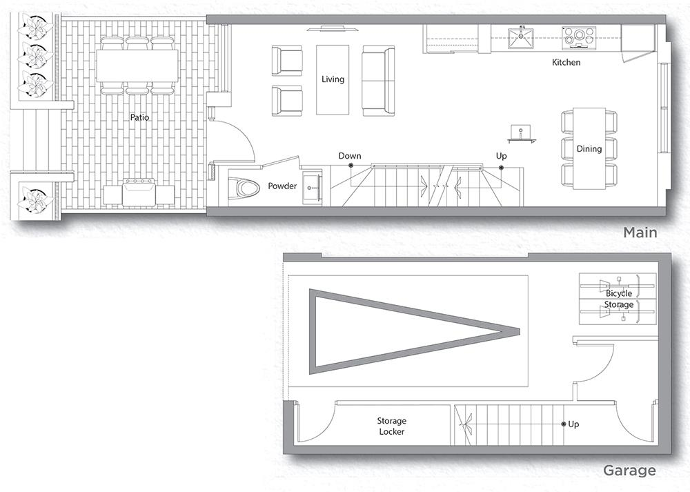 Villa 107 Floorplan 1