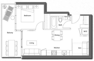 Suite 08 Floorplan 1