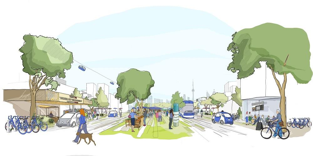 Your first peek at what's in the works for Sidewalk Toronto Image
