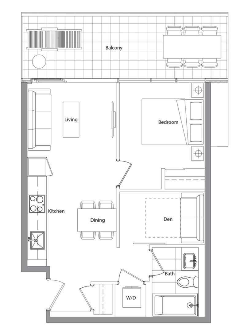 Podium 02 Floorplan 1