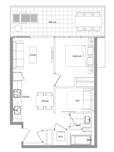 Podium 02 Floorplan 1