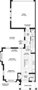 Brisdale 1 Floorplan 1