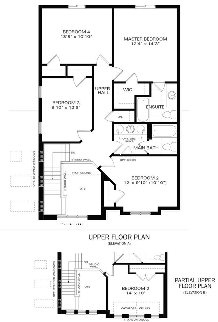 The Manchester IV A Floorplan 2