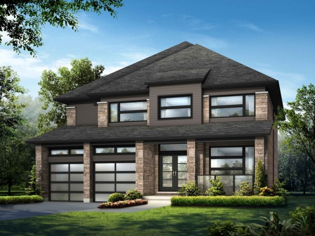 Woodlands Preserve in Guelph by Reid's Heritage Homes