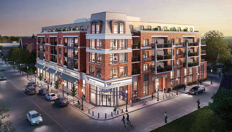 Your final opportunity to purchase at PACE on Main in Stouffville! Image