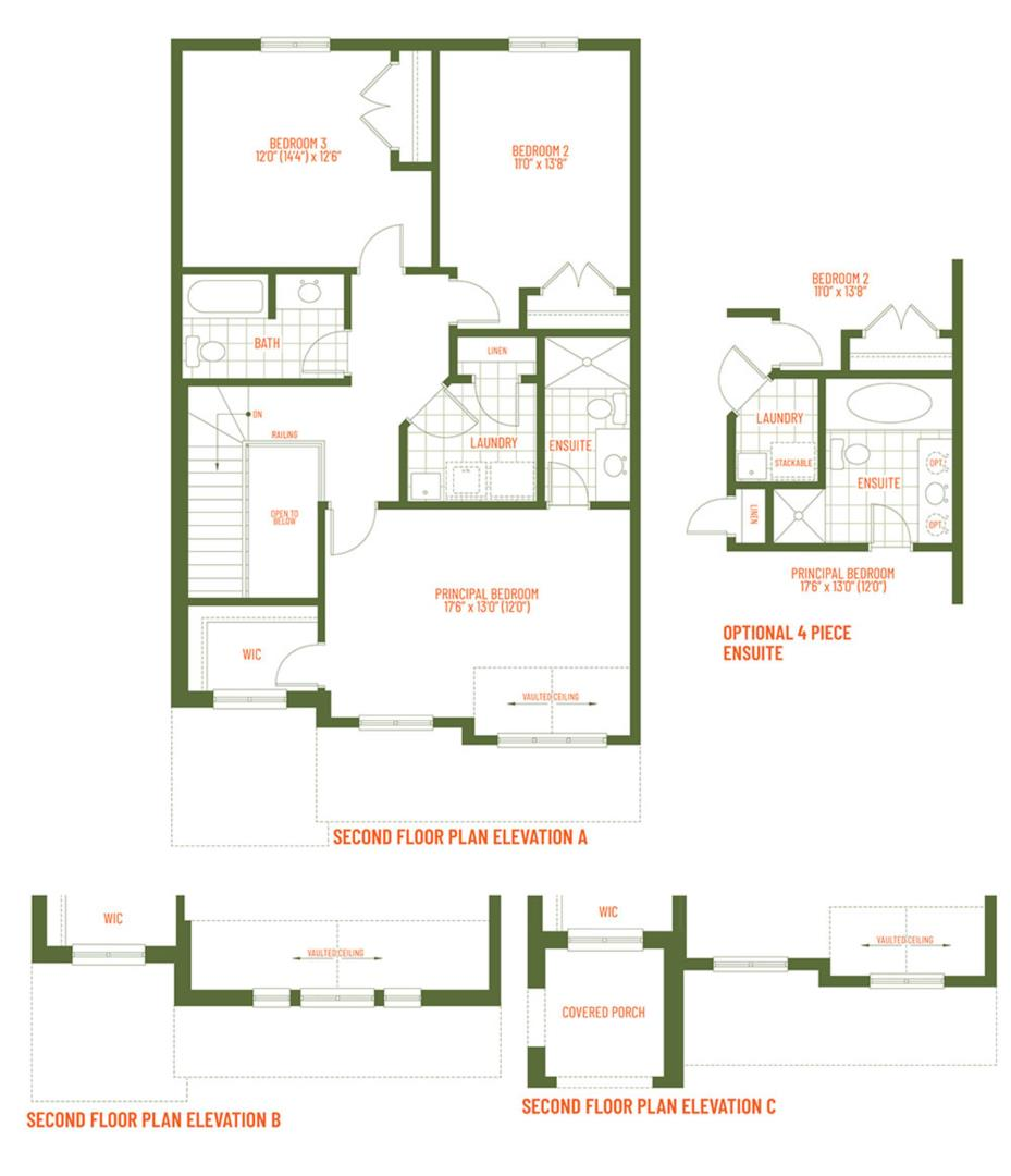 The Grange Floorplan 2