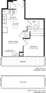 1-E Floorplan 1