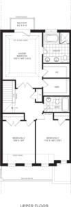 BLOCK 15, ELEV. A1, UNIT 3 Floorplan 2