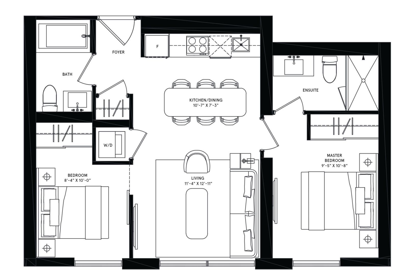 Milan Floorplan 1