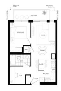 Ortega 585C Floorplan 1