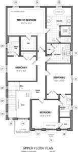 The Dawn D Floorplan 2