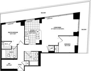 Carmel Floorplan 1